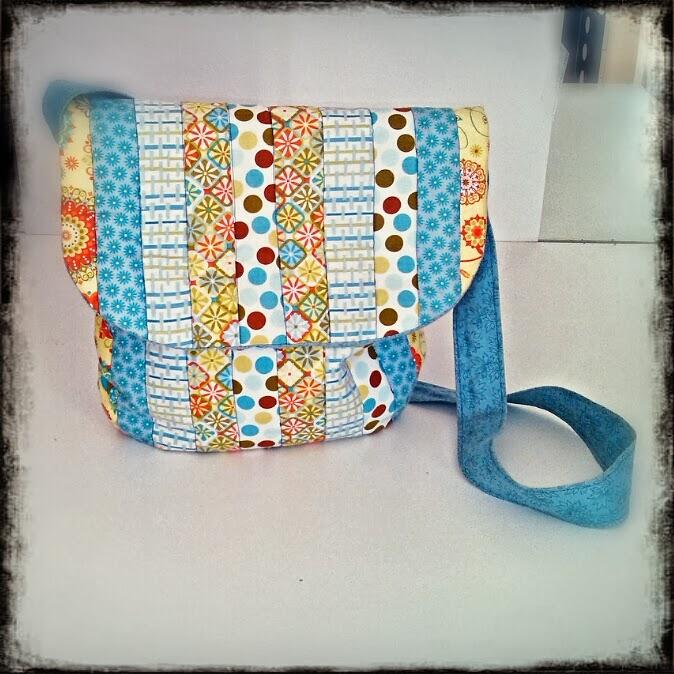 Bolso patchwork manualidades - Manualidades patchwork bolsos ...