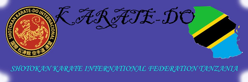 Tanzania karate SKIF