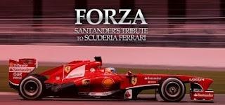 """Concurso """"Forza, Santander's Tribute toScuderia Ferrari"""""""