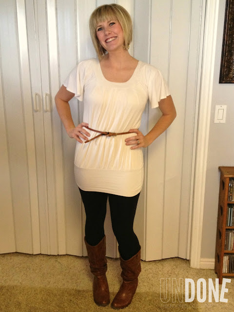 Undone Blog: Real Life Mom Fashion - Noon on a Tuesday