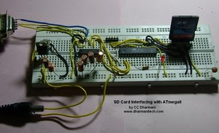 SD Card com AVR