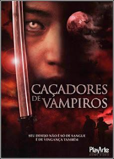 Download - Caçadores de Vampiros DVDRip - AVI - Dual Áudio