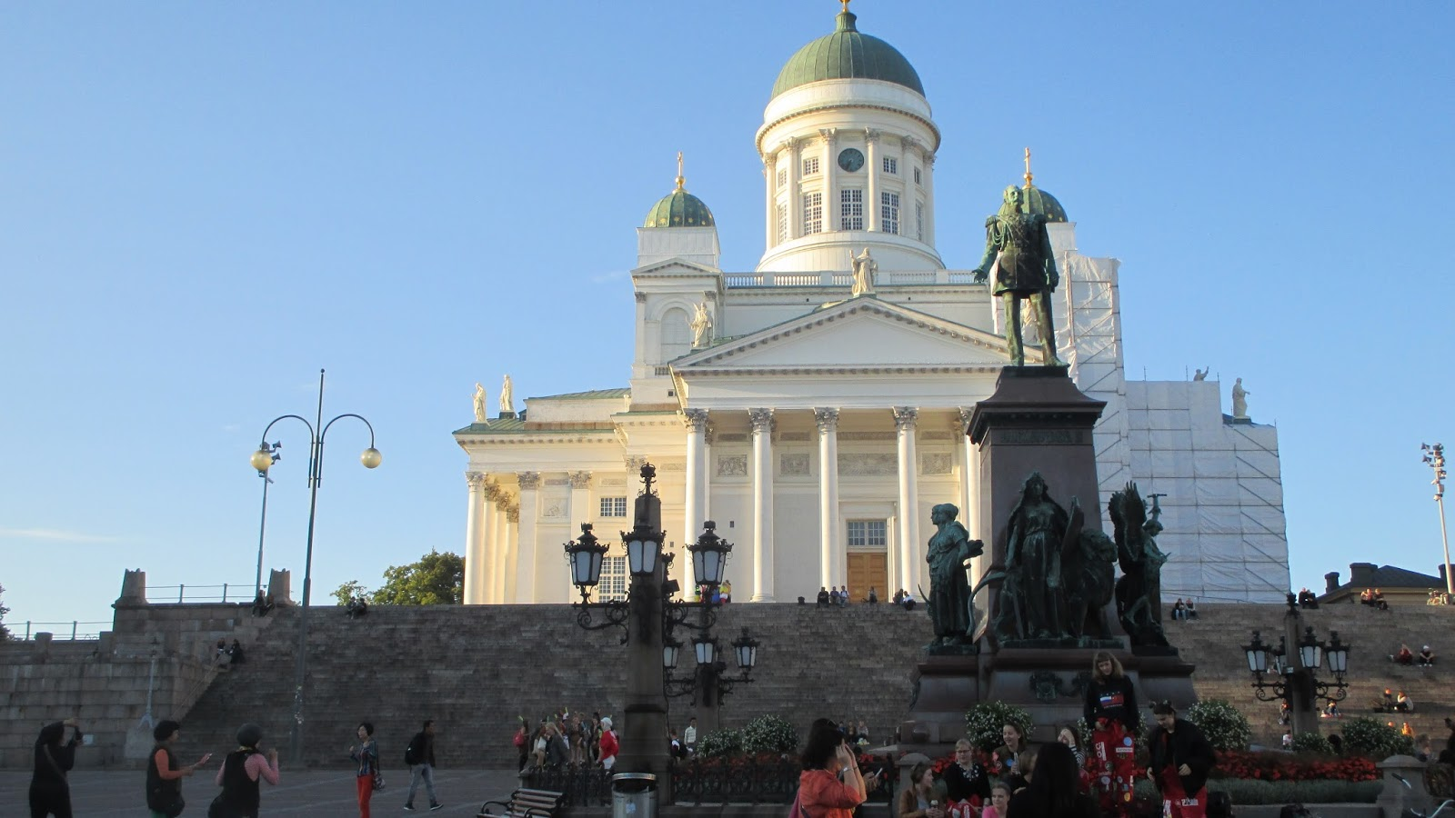 Viaggi con ricordi finlandia un 39 oasi di pace tra casette for Capitale finlandese