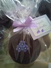 Pão-de-Mel decoração aniversário