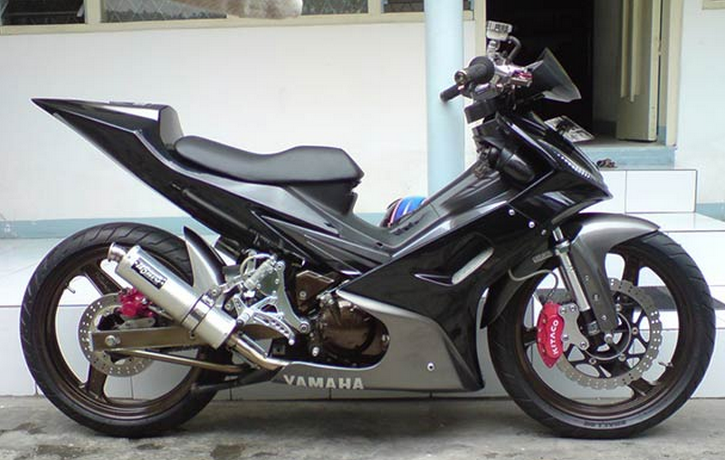 referensi motor modifikasi mx