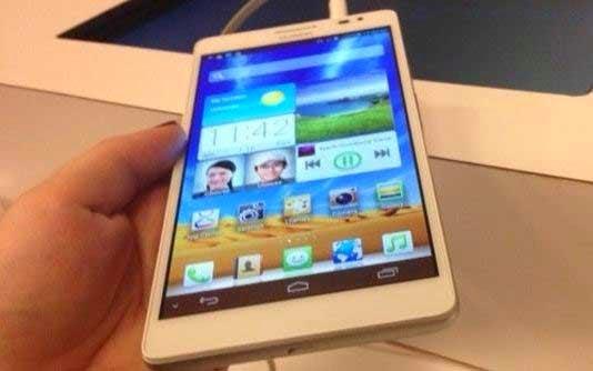 Huawei Ascend mate top smartphone under 25000