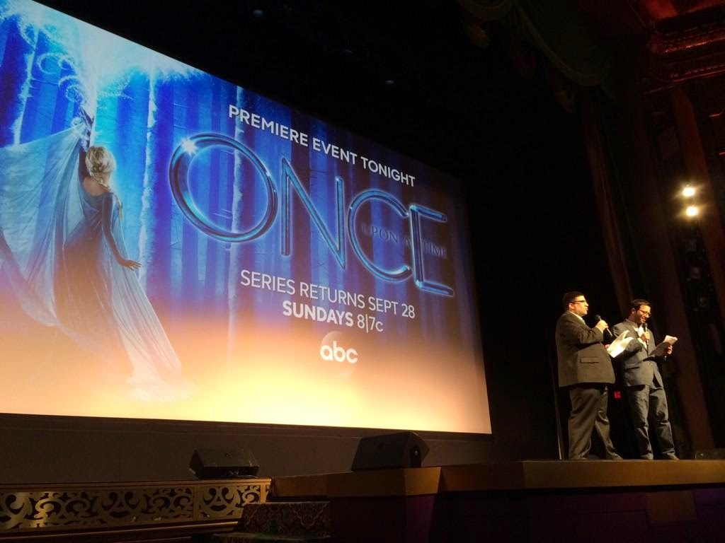 Once Upon a Time - Episode 4.01 - A Tale of Two Sisters - TVLine, E!Online Teasers