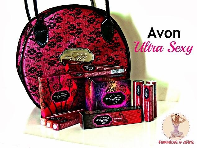 Lançamento Avon Ultra Sexy