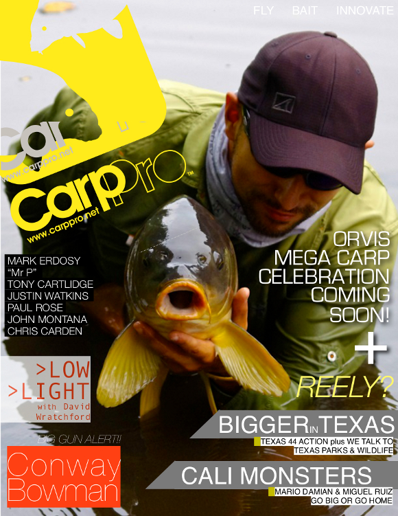 CarpPro Issue 3
