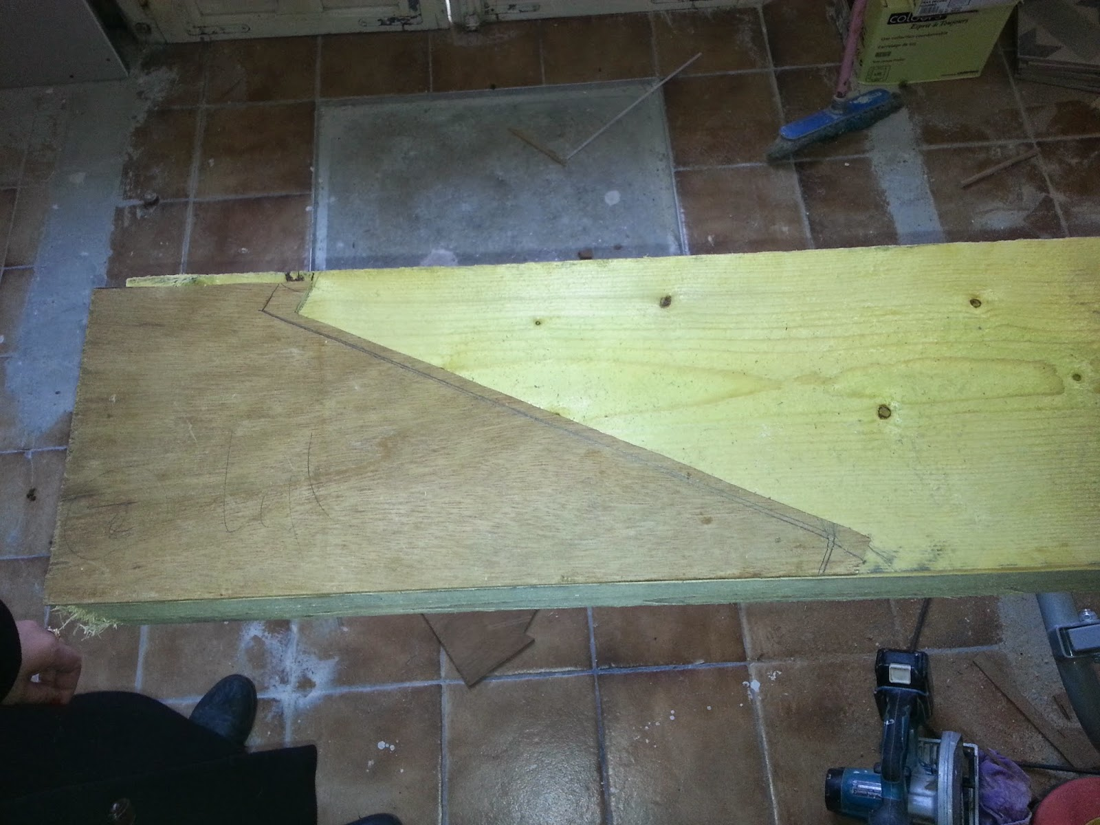 how to fix rotten joist ends