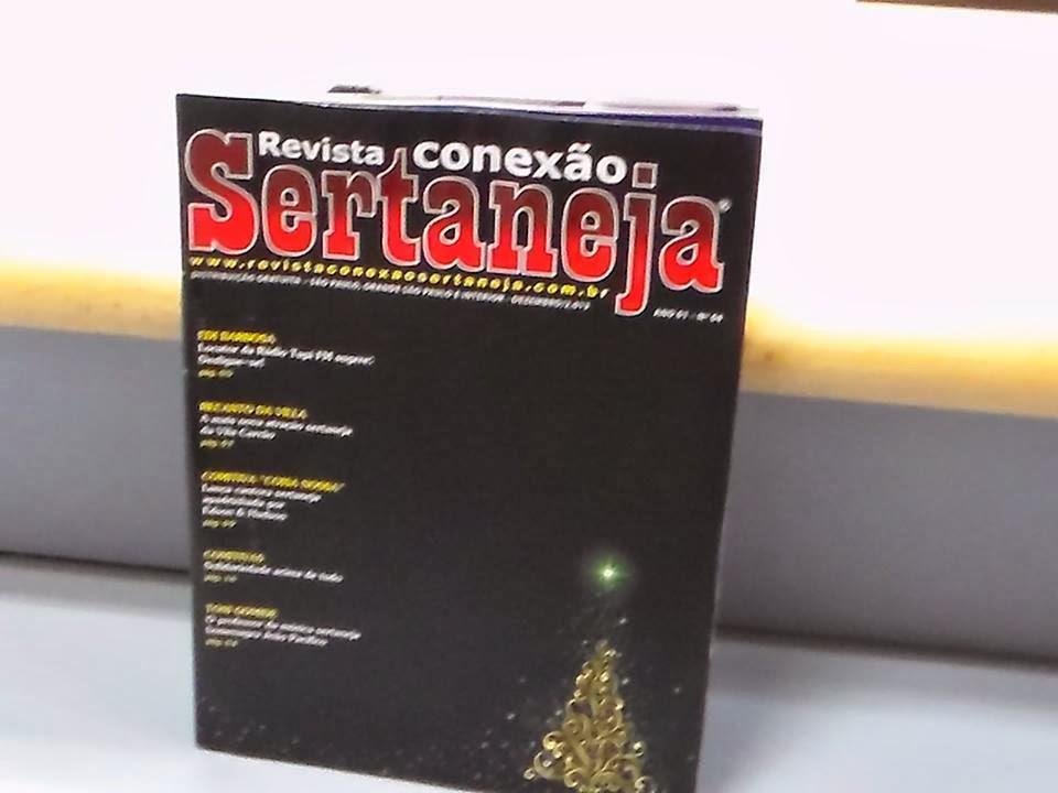 REVISTA CONEXÃO SERTANEJA