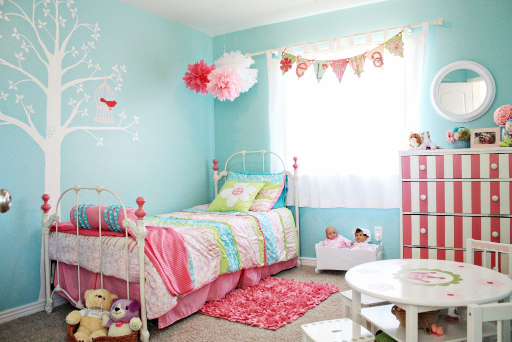 Blessed Beyond Measure Favorite Girl Room Ideas