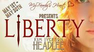 Kim Headlee Presents LIBERTY Blitz & Giveaway