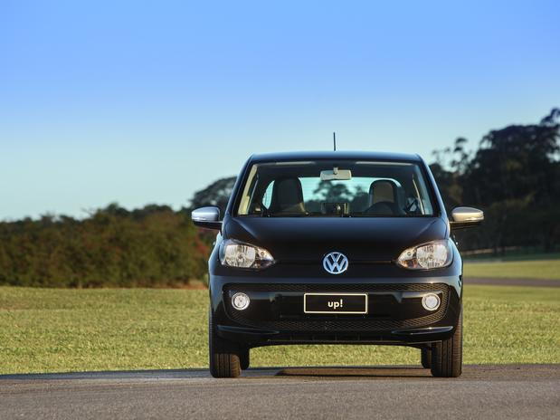 Volkswagen Black-up