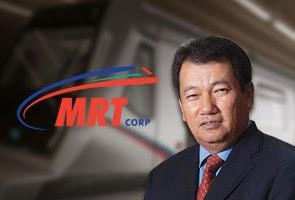 CEO MRT LETAK JAWATAN EKORAN INSIDEN RAGUT 3 NYAWA