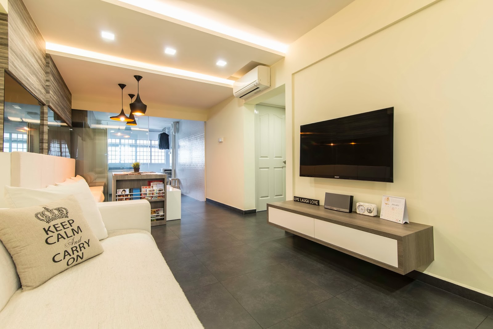 Interior Design Guide HDB 3 Rooms