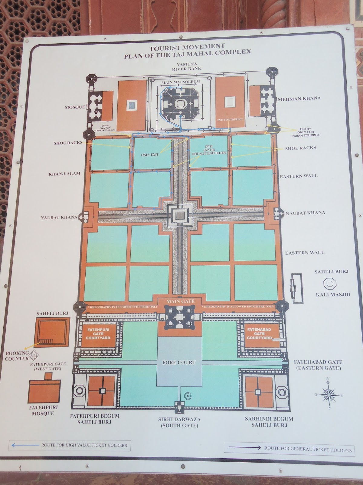 Taj Mahal Floor Plan Free Download Wiring Diagram