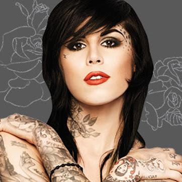 Amazing Wallpaper Kat von D Tattoo