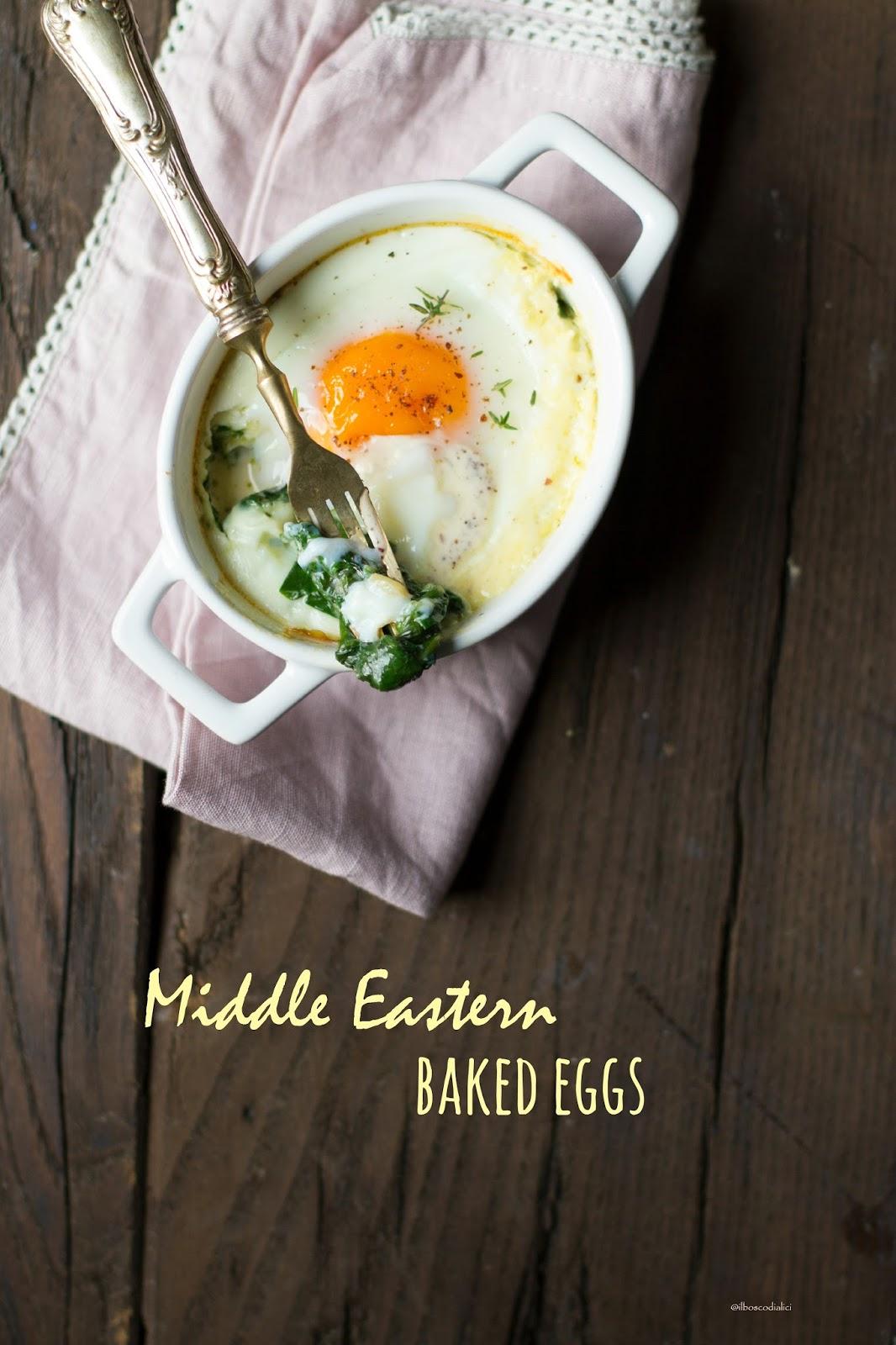 middle eastern baked eggs... è uscito il nuovo numero di threef