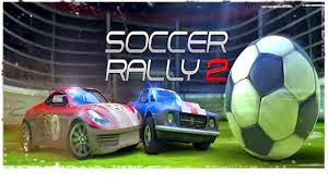 Free Download Soccer Rally 2 Android  Apk + Data