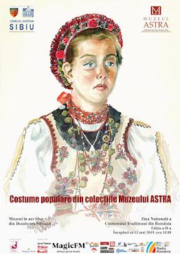 Costume populare din colecțiile Muzeului ASTRA