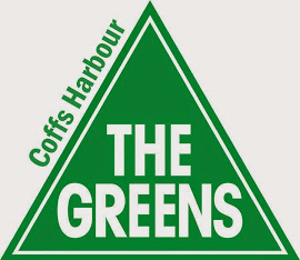 Coffs Harbour Greens Blog