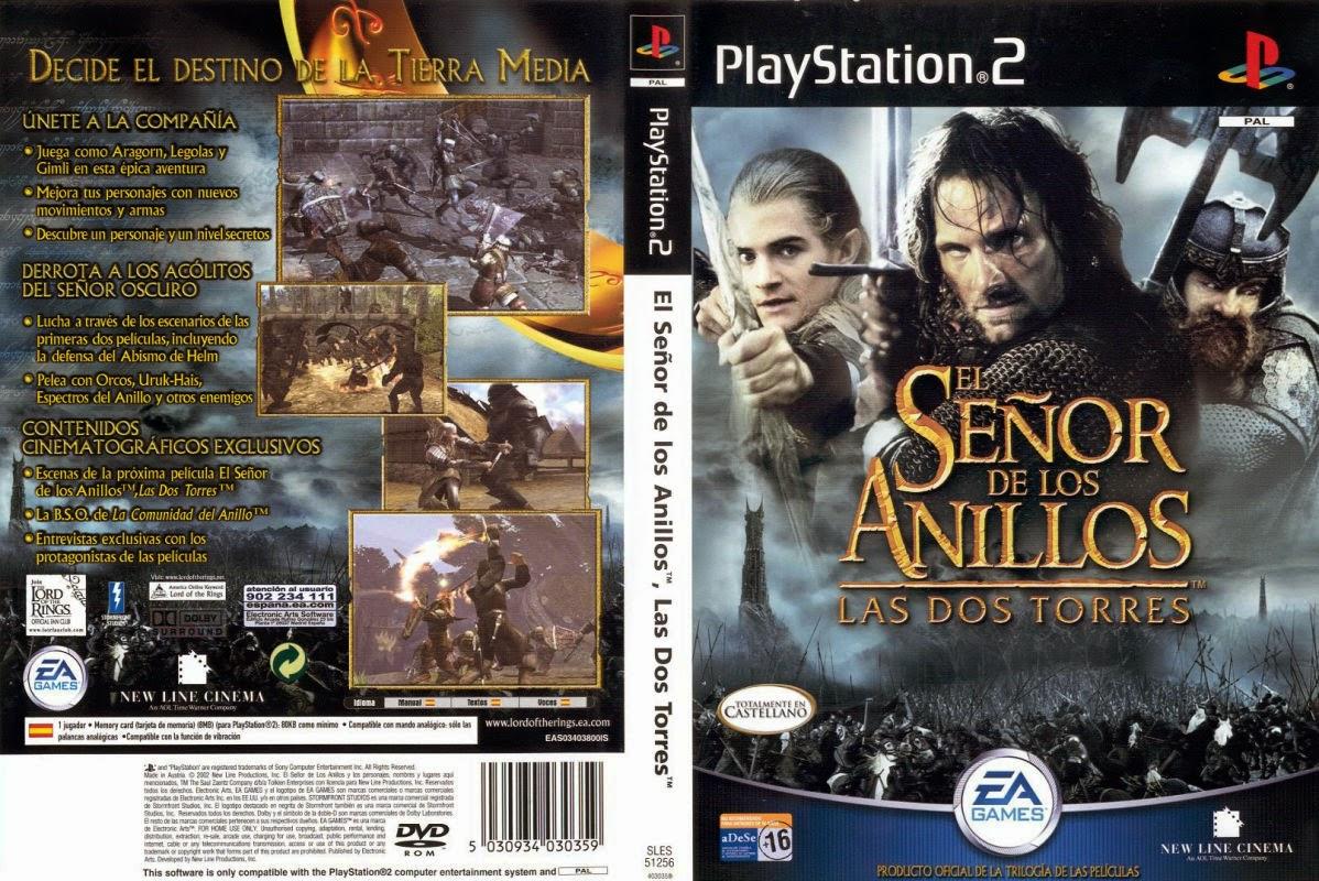 تحميل لعبة El Senor De Los Anillos
