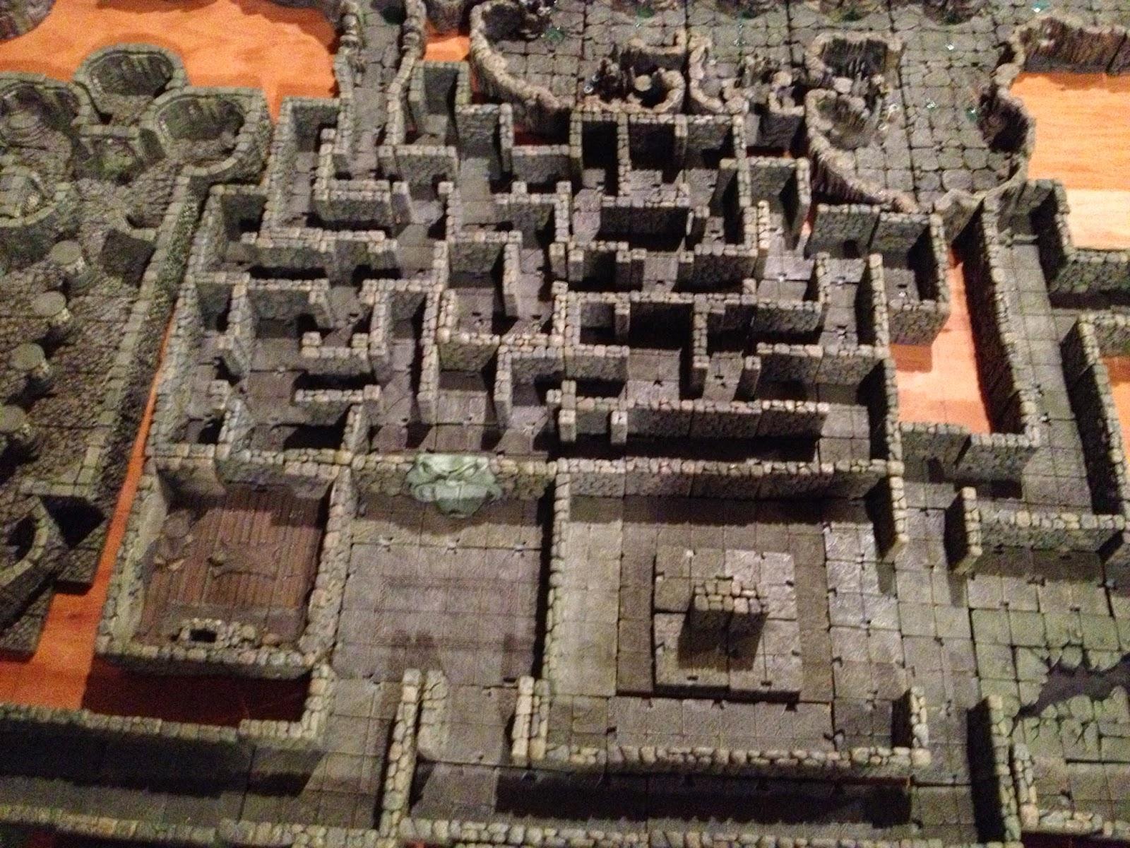 Yawning Portal Dwarven Forge Dungeon Set