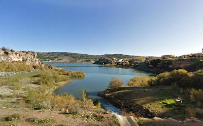 Entrada del río Piedra, junto a Nuévalos