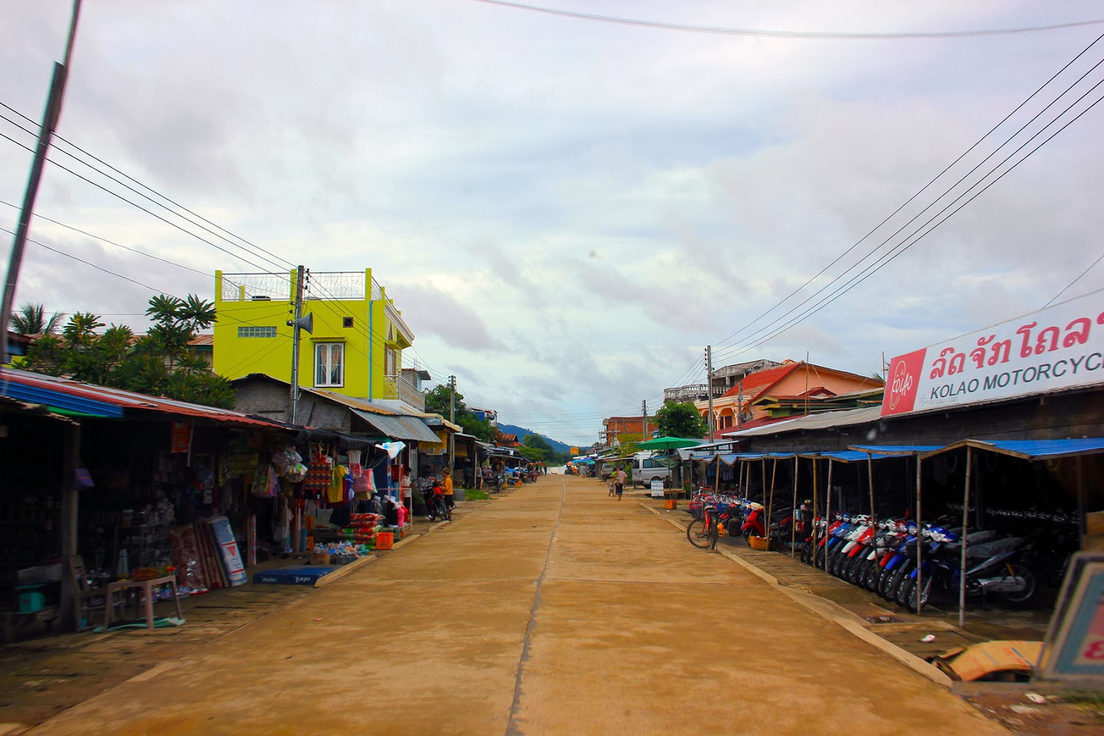 Ban Khon Laos  city pictures gallery : Ferry a las islas Don Det y Don Khon Si Phan Don Laos