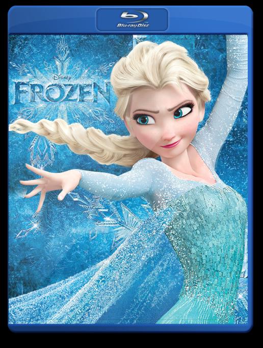 Frozen El Reino Del Hielo MicroHD