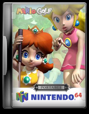 Mario Golf Portable