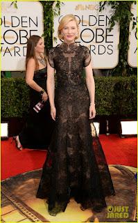 Cate Blanchett Golden Globes