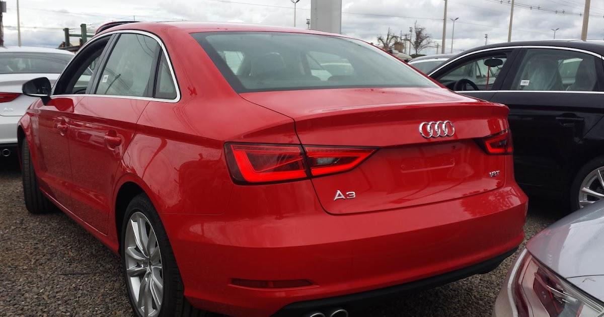 Audi é a marca de luxo mais desejada no Brasil