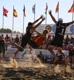 Vamos rumbo a una Champions League de Beach Handball? | Mundo Handball