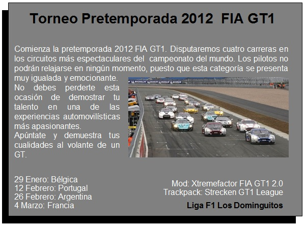 eventos online rfactor