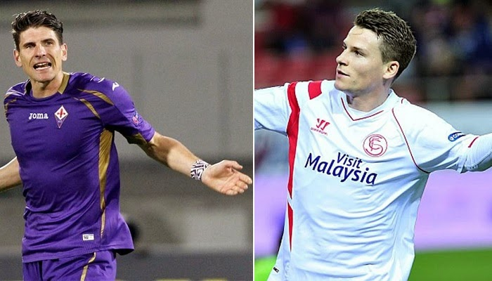 Sevilla vs Fiorentina en vivo