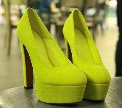 Zapatos de temporada para el verano