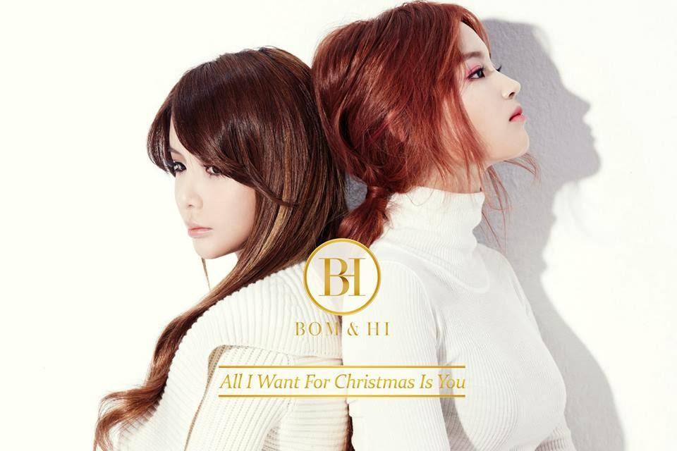 Bom 2NE1 and Lee Hi Beauties in White