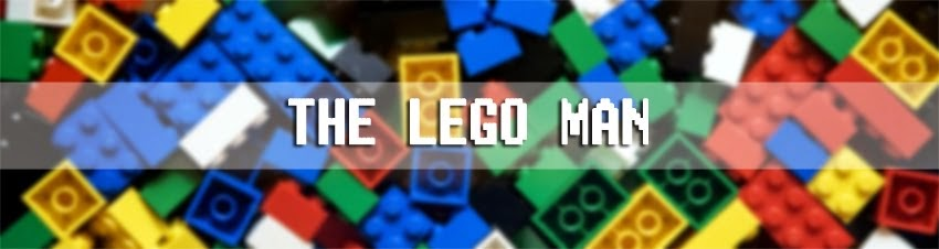 The Lego Man