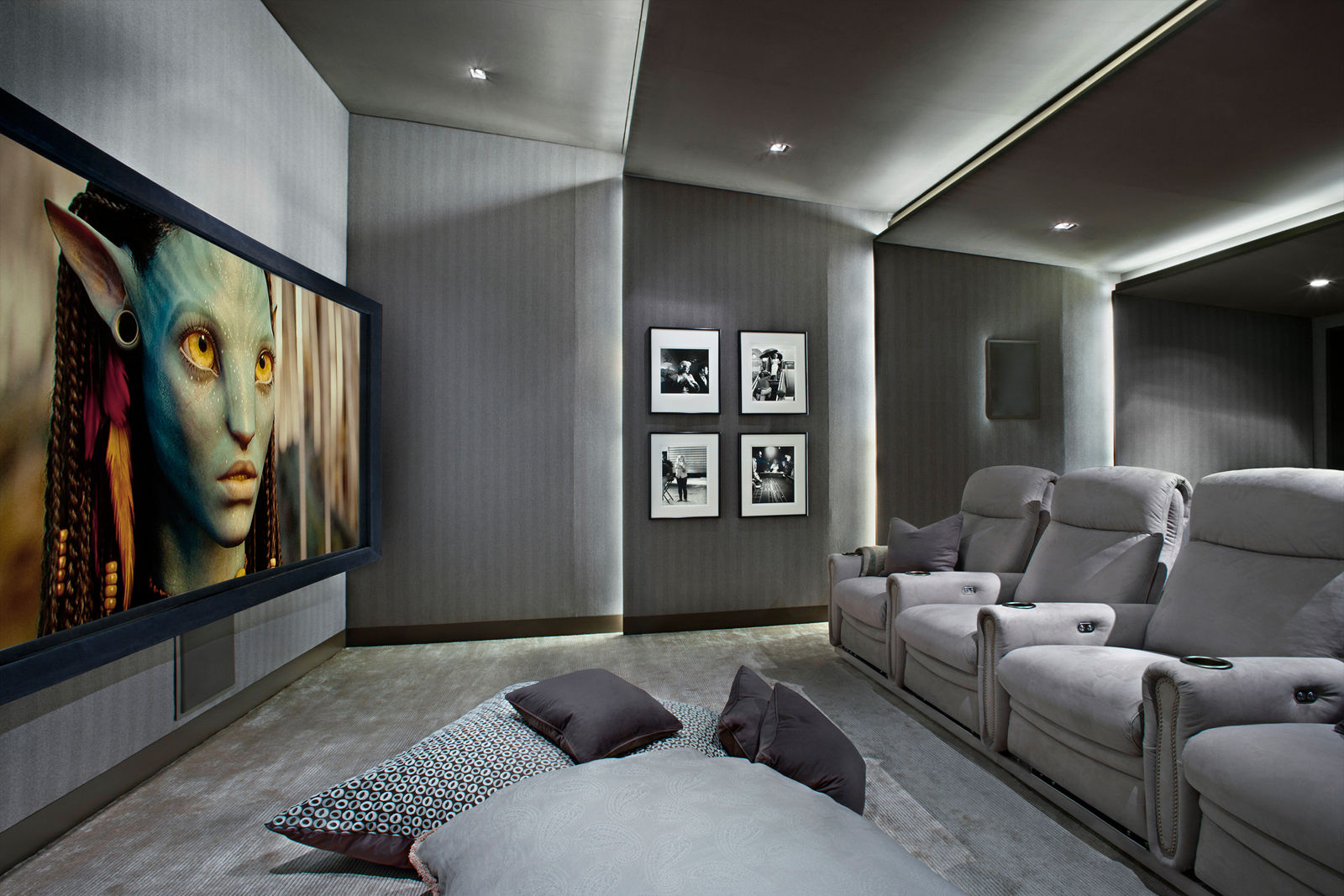 Cool Contemporary Interior Design Pictures Luxurious