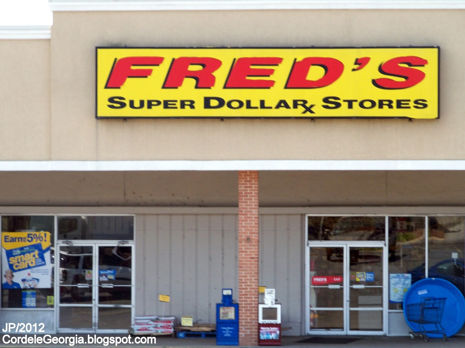 Fred's dollar store shop online