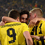 Real Madrid v Borussia Dortmund, Champions League