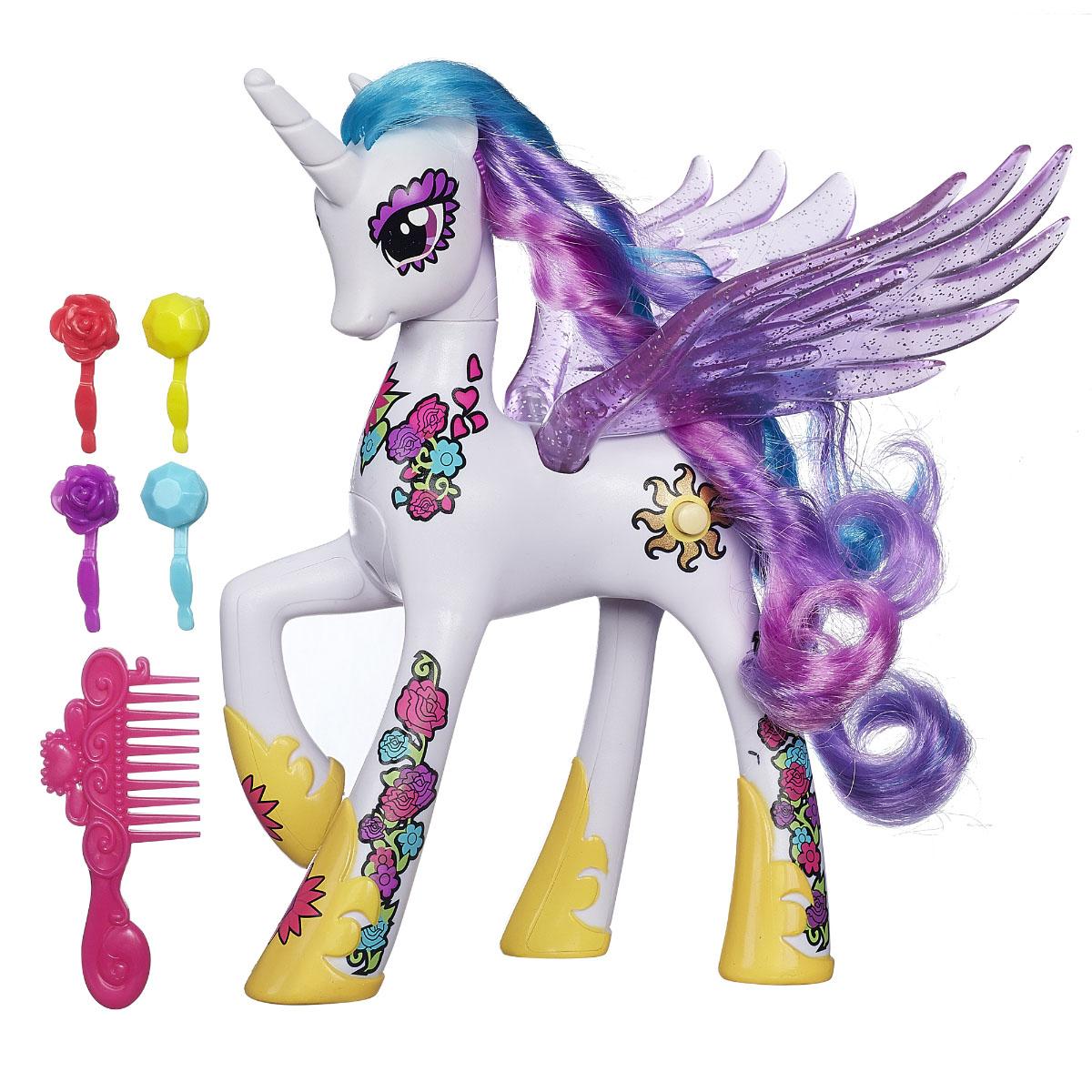 Toys r us sdcc 2015 ponymania figures announced mlp merch - Princesse poney ...