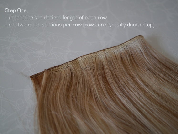 Diy Tutorial Clip In Hair Extensions The Tale Of Two Tingsthe