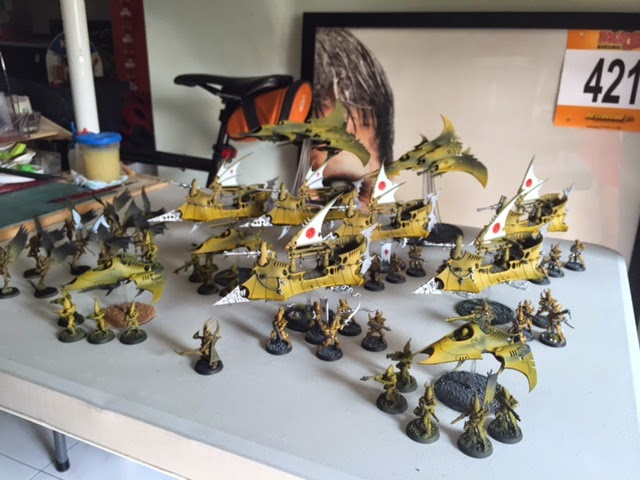 Anything but ones dark eldar army showcase a little color theory above is my 1850pts dark eldar army fully coloured tabletop ready fully coloured while this is nothing new and im sure many people have already used publicscrutiny Image collections