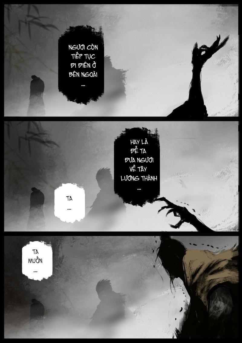 Tây Du Ký dị bản chap 41 Trang 18