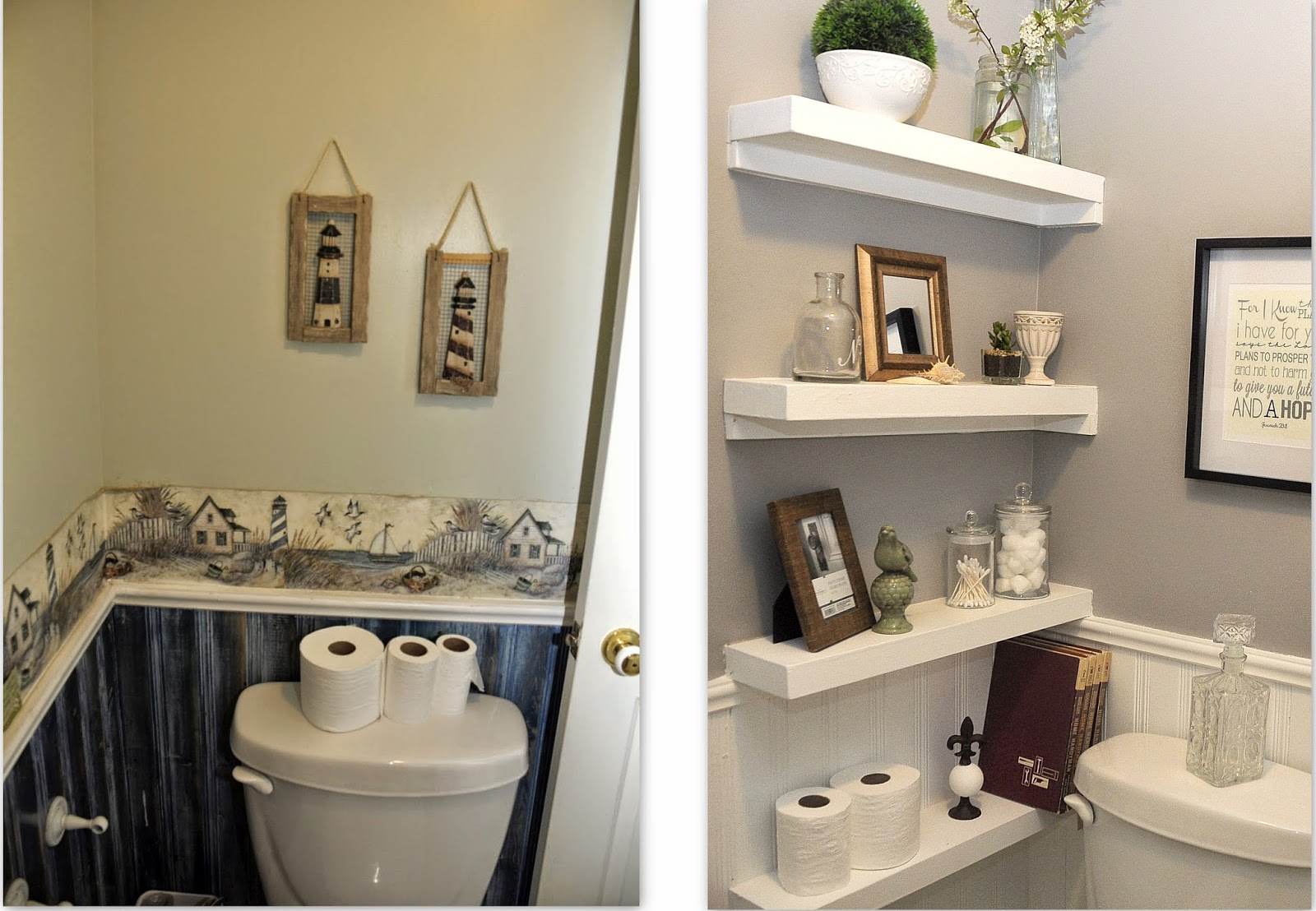 La joie d 39 apprendre salle de bain avant apr s une for Pinterest salle de bains
