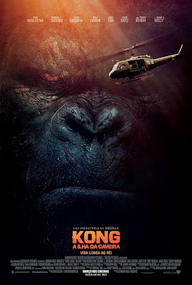 Filme Poster Kong: A Ilha da Caveira