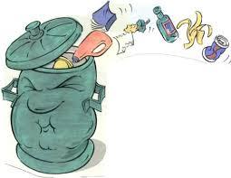Differenziare i rifiuti organici da quelli secchi